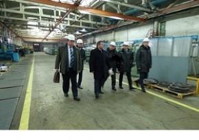 Андрей Худык совершил рабочую поездку в Гомельскую область