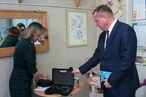 Александр Горошко посетил Борисовский центр экологии и туризма