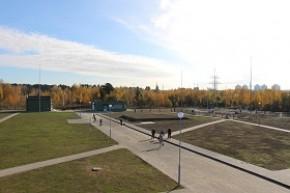 Минприроды провело субботник по уборке и благоустройству метеокомплекса «Минск»
