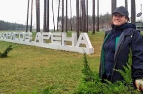 730 деревьев и кустарников будет высажено до конца недели возле «Борисов-Арены»