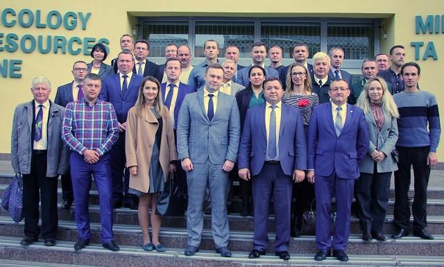 г. Киев. Второе заседание Белорусско-Украинской Комиссии