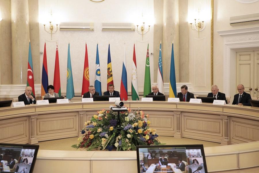 VI заседание Межгосударственного экологического совета государств – участников СНГ