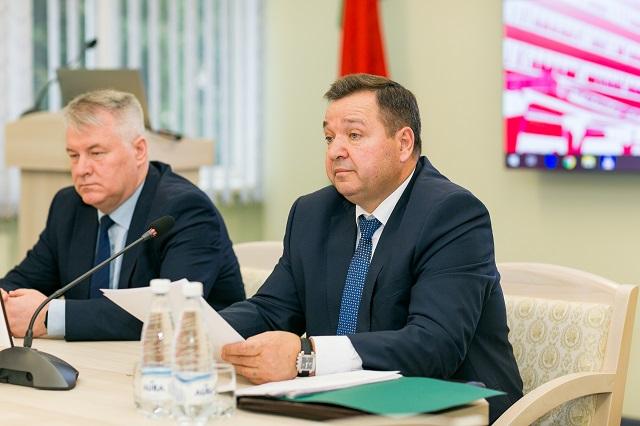 Андрей Худык в рамках единого дня информирования посетил Гродненщину