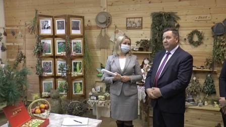 4 декабря 2020 года Андрей Худык  посетил Лиду