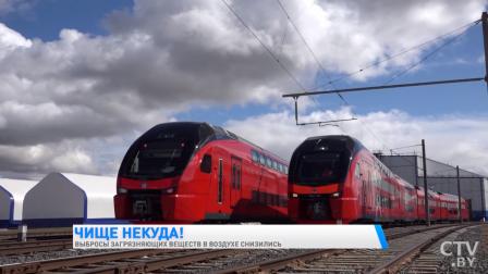 Качество атмосферного воздуха улучшается в Беларуси: за счёт чего?